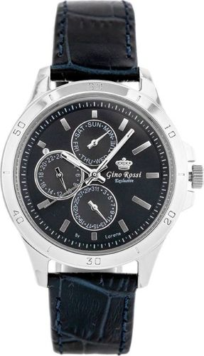 Zegarek Gino Rossi ZEGAREK DAMSKII GINO ROSSI E11407A(zg803b) uniwersalny