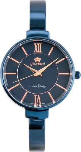 Zegarek Gino Rossi Gino Rossi - 11622B (zg774j) - navy blue uniwersalny