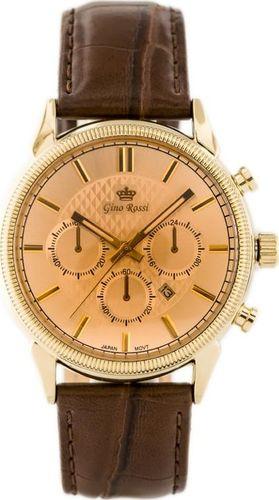Zegarek Gino Rossi GINO ROSSI - KAISER (zg015j) uniwersalny