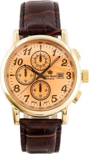 Zegarek Gino Rossi GINO ROSSI - 9402A (zg130g) uniwersalny