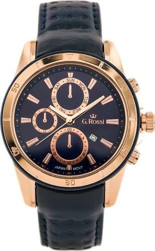 Zegarek Gino Rossi G. ROSSI - 5799A (zg204f) uniwersalny