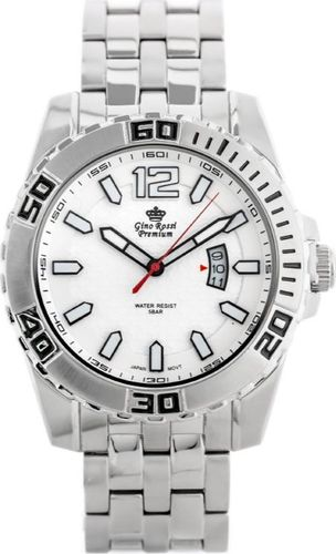 Zegarek Gino Rossi GINO ROSSI S123B - PREMIUM (zg008b) uniwersalny