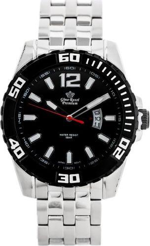 Zegarek Gino Rossi GINO ROSSI S123B - PREMIUM (zg008a) uniwersalny