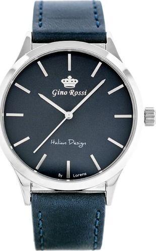 Zegarek Gino Rossi ZEGAREK MĘSKI GINO ROSSI 10856A - (zg293b) uniwersalny