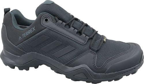 Adidas Buty męskie Terrex AX3 Gtx czarne r. 42 2/3 (BC0516)