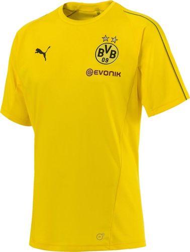 Puma Koszulka męska BVB Training Jersey with Spons żółta r. XL (753358 01)