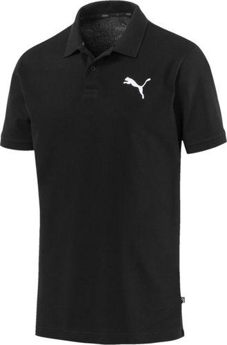 Puma Koszulka męska Essentials Pique Polo czarna r. 2XL (851759 21)