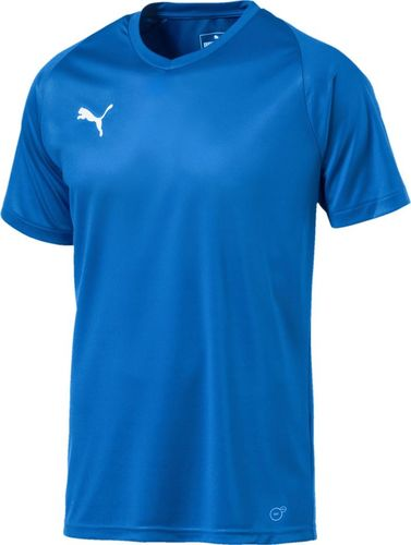 Puma Koszulka męska Liga Jersey Core niebieska r. L (703509 02)
