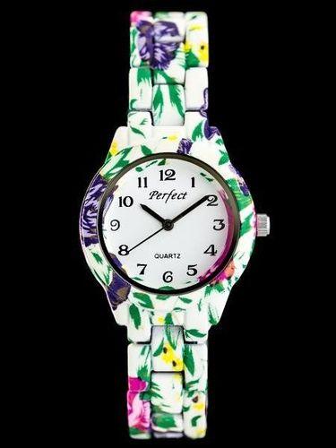 Zegarek Perfect PERFECT A676 - FLOWERS (zp768a) uniwersalny