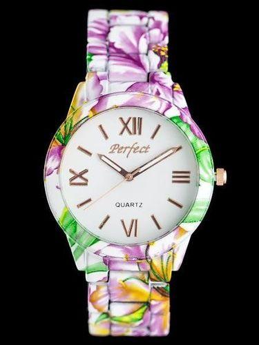 Zegarek Perfect PERFECT A675 - FLOWERS 2 (zp769a) uniwersalny