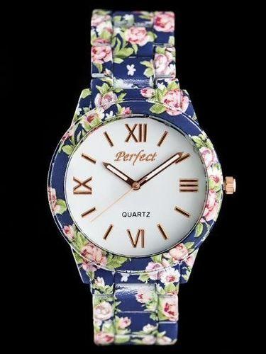 Zegarek Perfect PERFECT A675 - FLOWERS 2 (zp769d) uniwersalny