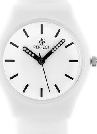 Zegarek Perfect PERFECT S31 - white (zp831a) uniwersalny