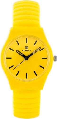 Zegarek Perfect PERFECT S31 - yellow (zp831b) uniwersalny