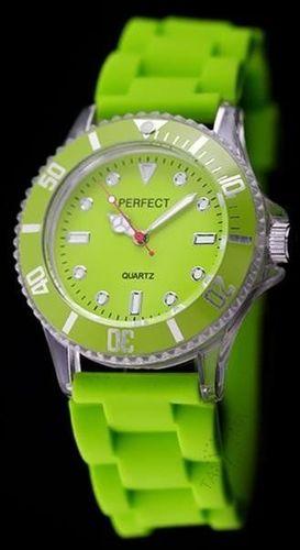Zegarek Perfect PERFECT S-6019G - CLIPO - TRUE COLOR (zp626d) uniwersalny
