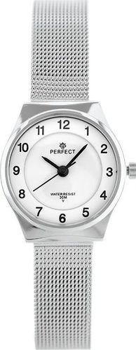 Zegarek Perfect PERFECT F101 (zp873a) silver uniwersalny
