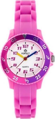 Zegarek Perfect PERFECT A948 - pink (zp823b) uniwersalny