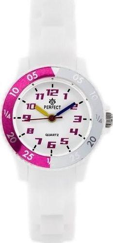Zegarek Perfect PERFECT A948 - white (zp823a) uniwersalny