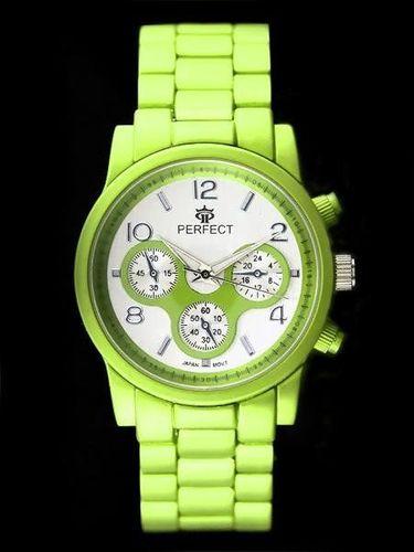 Zegarek Perfect PERFECT - FIESTA - (zp684b) uniwersalny