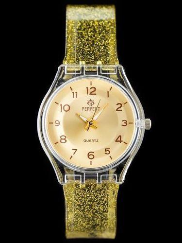 Zegarek Perfect PERFECT A931 - yellow (zp814b) uniwersalny