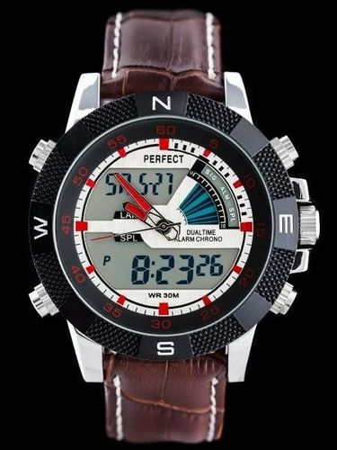 Zegarek Perfect PERFECT A857 (zp195d) uniwersalny