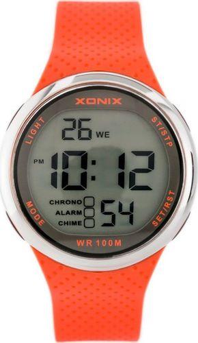 Zegarek Xonix Xonix GJ-003 - WODOSZCZELNY Z ILUMINATOREM (zk009b) uniwersalny