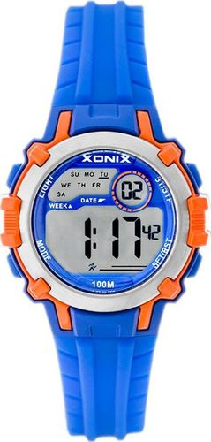 Zegarek Xonix Xonix IY-A03 - WODOSZCZELNY Z ILUMINATOREM (zk550a) uniwersalny