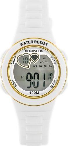 Zegarek Xonix Xonix KM-001 - WODOSZCZELNY Z ILUMINATOREM (zk532b) uniwersalny