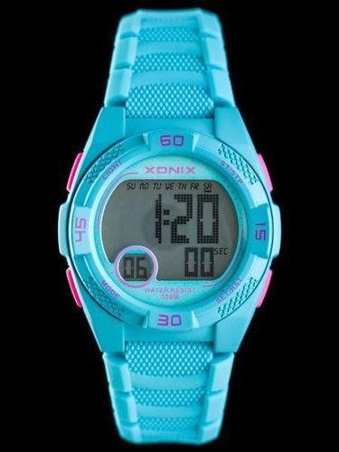 Zegarek Xonix Xonix KQ-003 - WODOSZCZELNY Z ILUMINATOREM (zk533b) uniwersalny