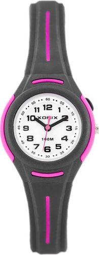 Zegarek Xonix Xonix AAD-006 - WODOSZCZELNY Z ILUMINATOREM (zk546e) uniwersalny
