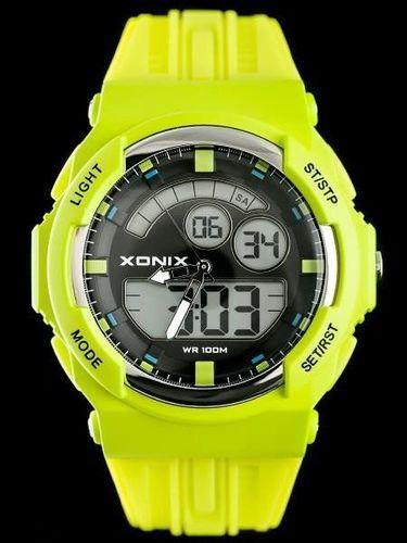 Zegarek Xonix Xonix MC-002 - WODOSZCZELNY Z ILUMINATOREM (zk042b) uniwersalny