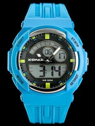 Zegarek Xonix Xonix MC-003 - WODOSZCZELNY Z ILUMINATOREM (zk042c) uniwersalny