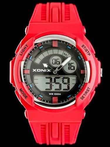 Zegarek Xonix Xonix MC-004 - WODOSZCZELNY Z ILUMINATOREM (zk042d) uniwersalny
