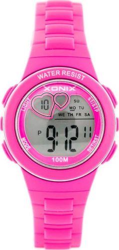 Zegarek Xonix Xonix KM-004 - WODOSZCZELNY Z ILUMINATOREM (zk532e) uniwersalny