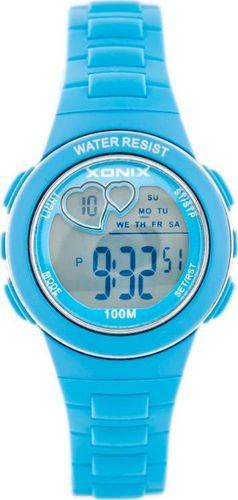 Zegarek Xonix Xonix KM-003 - WODOSZCZELNY Z ILUMINATOREM (zk532g) uniwersalny