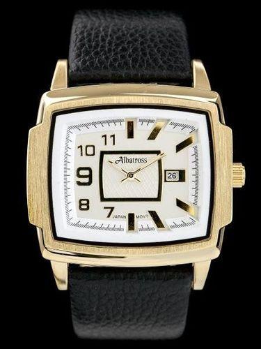 Zegarek Albatross ALBATROSS DISLE (za028a) - gold uniwersalny
