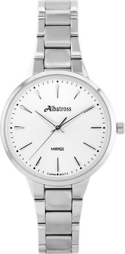 Zegarek Albatross ALBATROSS Mirage ABBC05 (za539b) silver uniwersalny