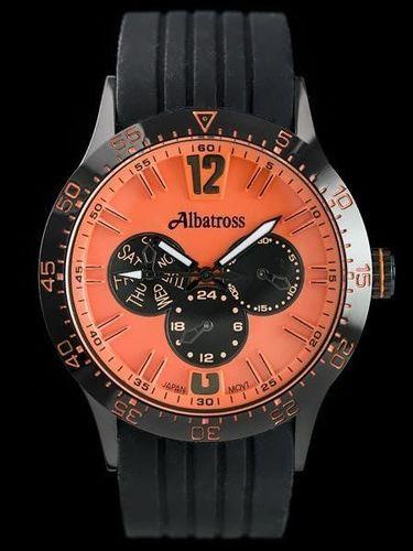 Zegarek Albatross ALBATROSS ABPA63 (za054b) uniwersalny