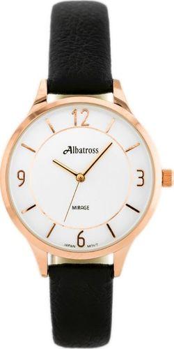 Zegarek Albatross ALBATROSS Mirage ABAC04 (za535b) rose gold uniwersalny