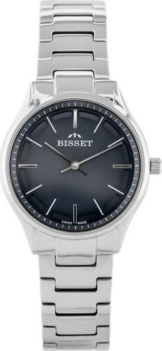Zegarek Bisset BISSET BSBE67 - silver/grey (zb557b) uniwersalny