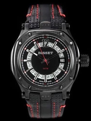 Zegarek Bisset Bisset BSCD25 (zb013c) uniwersalny