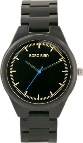 Zegarek Bobobird Drewniany zegarek BOBOBIRD (zx057a) uniwersalny