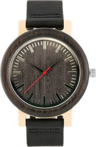Zegarek Bobobird Drewniany zegarek BOBOBIRD (zx066a) uniwersalny