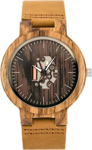 Zegarek Bobobird Drewniany zegarek BOBOBIRD (zx063a) uniwersalny