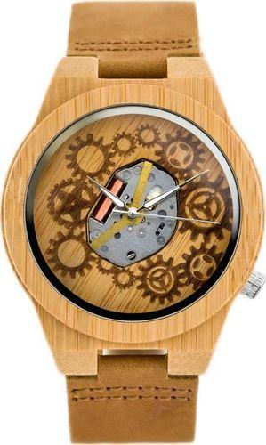 Zegarek Bobobird Drewniany zegarek BOBOBIRD (zx061a) uniwersalny