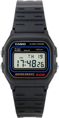 Zegarek Casio CASIO W-59-1VQ (zd083a) - KLASYKA uniwersalny