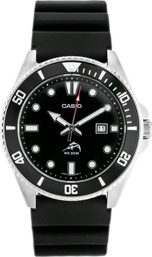 Zegarek Casio CASIO MDV-106-1AV - DIVING 20ATM (zd089a) uniwersalny