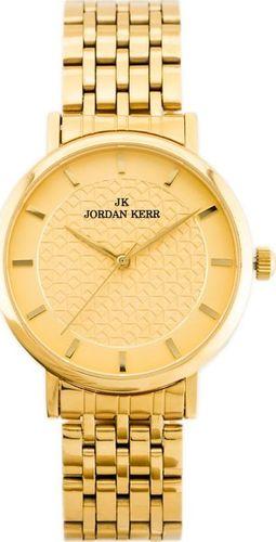 Zegarek Jordan Kerr JORDAN KERR - L126 (zj933b) uniwersalny