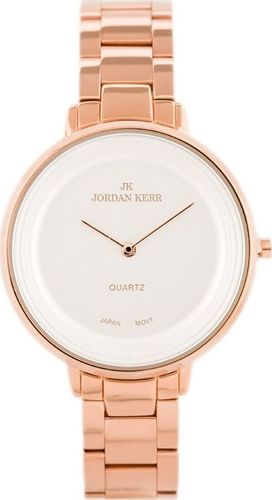 Zegarek Jordan Kerr JORDAN KERR - I110L (zj915c) - antyalergiczny uniwersalny