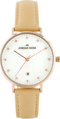 Zegarek Jordan Kerr JORDAN KERR - L118 (zj912a) - antyalergiczny uniwersalny