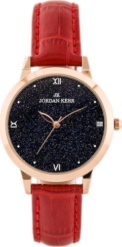 Zegarek Jordan Kerr JORDAN KERR - L117 (zj911c) - antyalergiczny uniwersalny